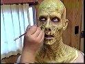 Doug getting his makeup