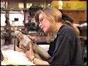 Bette's puppet being sculpted